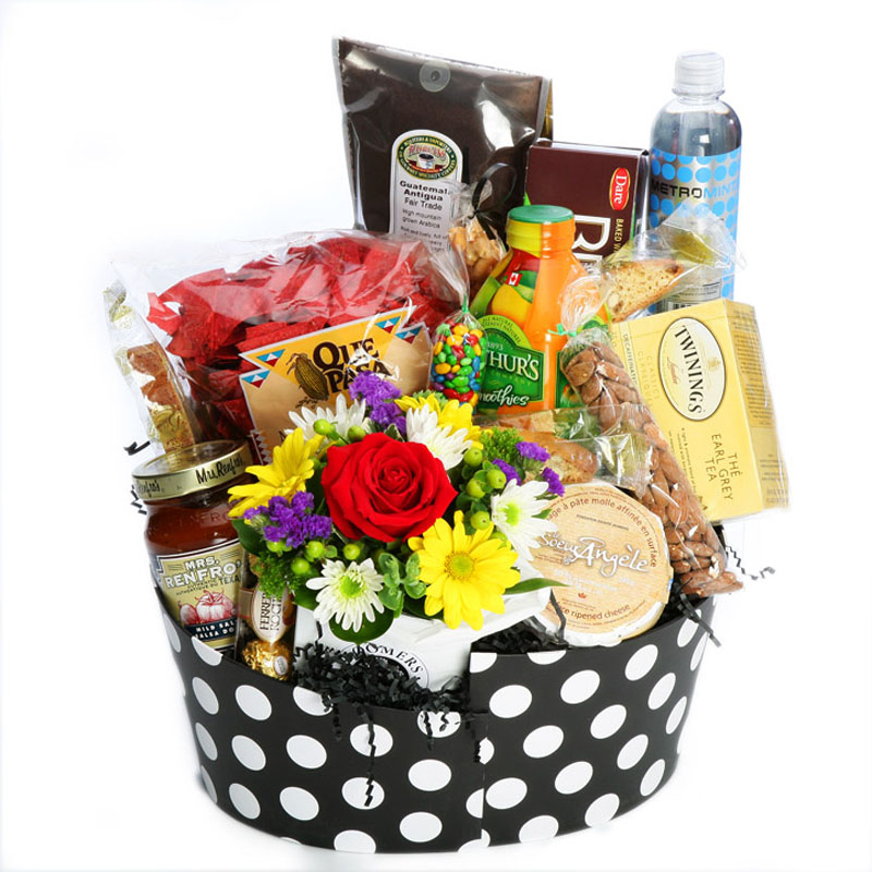 Gift baskets flowers flowers london on londons preferred perfect mix negle Gallery